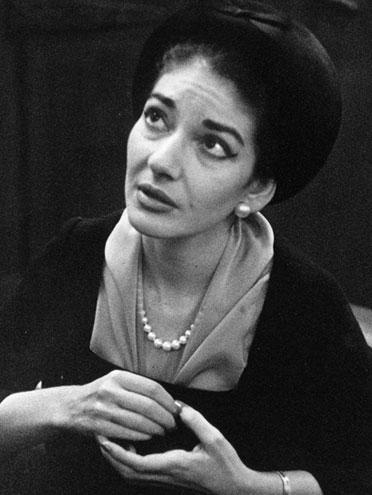 Maria Callas Singer