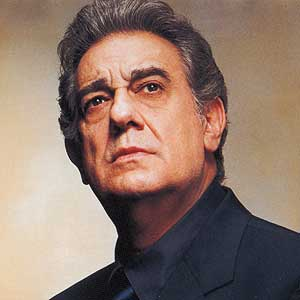 cantante opera Placido Domingo