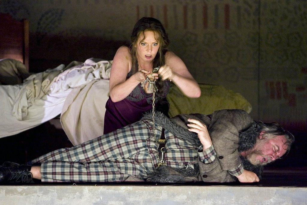 Shostakovich : Lady Macbeth of Mtsenk-A.Pappano - Londres, 2006