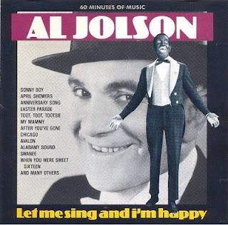 Al Jolson. Let Me Sing And I m Happy ., 1950