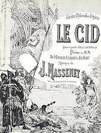 Massenet : El Cid-Luis Antonio Garcia Navarro - Viena, 1987