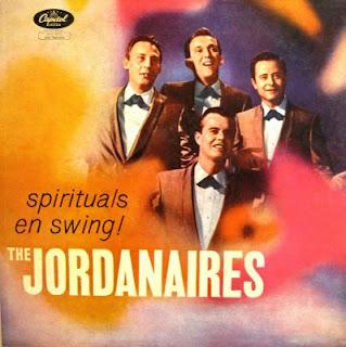 Th Jordanaires in recital, 1953