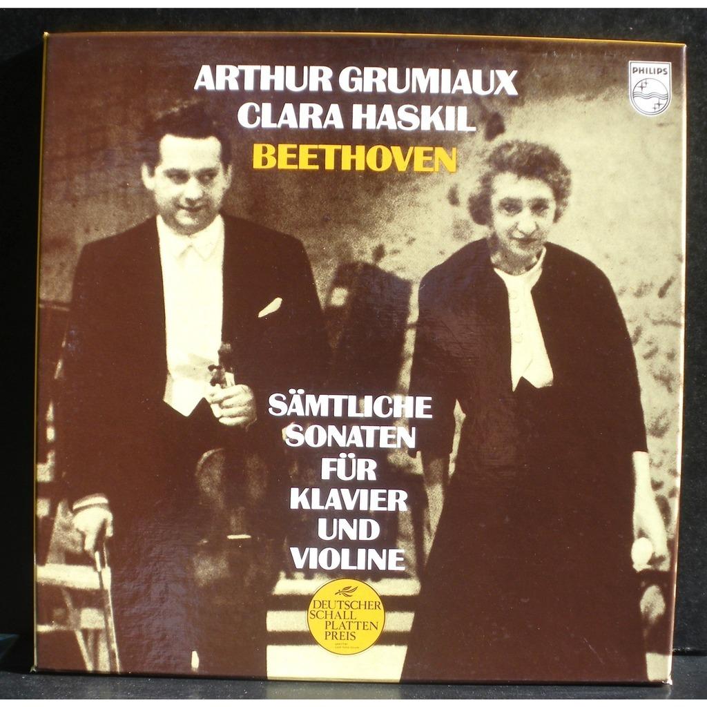 Beethoven : Sonata piano and violin nr 7, 1959